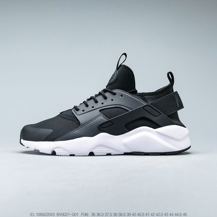 2019 Where To Buy Cheap Wholesale Nike Air Huarache Run Ultra EP Black White BV0021-001 - www.wholesaleflyknit.com