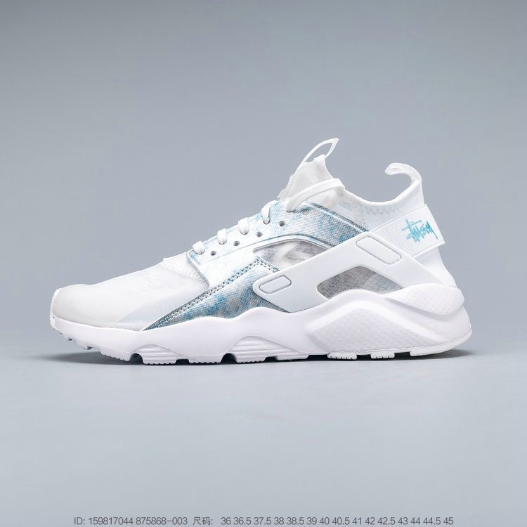 2019 Where To Buy Cheap Wholesale Nike Air Huarache Run Ultra Transparent Spray Blue 875868-003 - www.wholesaleflyknit.com