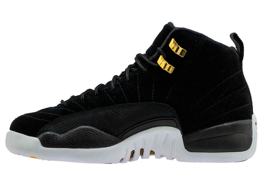 2019 Where To Buy Cheap Wholesale Nike Air Jordan 12 Reverse Taxi White-Taxi-Black 130690-017 - www.wholesaleflyknit.com