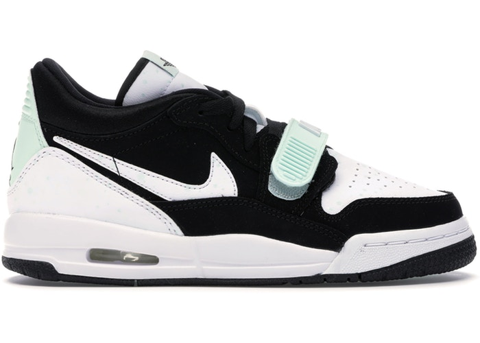 2019 Where To Buy Cheap Wholesale Nike Air Jordan Legacy 312 Low Black White Teal Tint CJ5500-013 - www.wholesaleflyknit.com