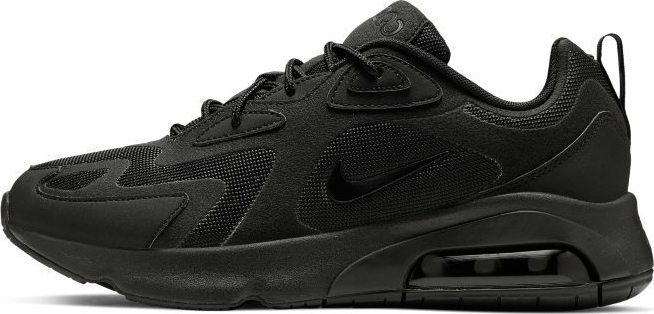 2019 Where To Buy Cheap Wholesale Nike Air Max 200 All Black All Noir AQ2568-003 - www.wholesaleflyknit.com