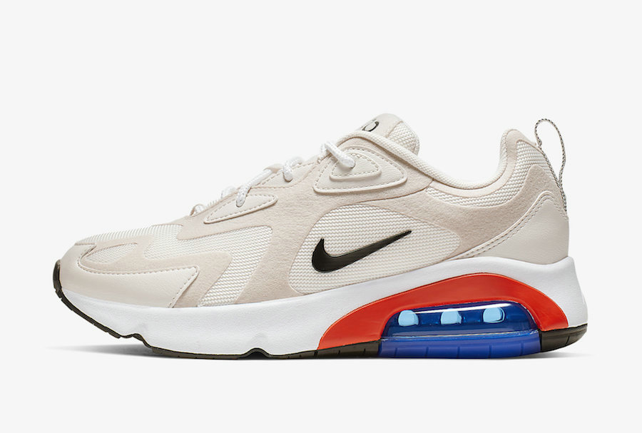 2019 Where To Buy Cheap Wholesale Nike Air Max 200 Desert Sand AT6175-100 - www.wholesaleflyknit.com