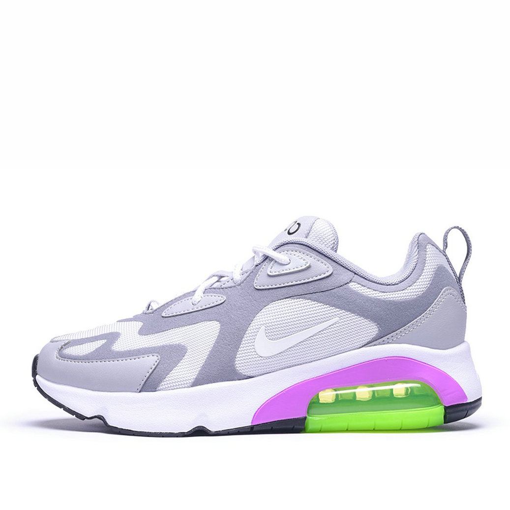 2019 Where To Buy Cheap Wholesale Nike Air Max 200 Pure Platinum AT6175-002 - www.wholesaleflyknit.com