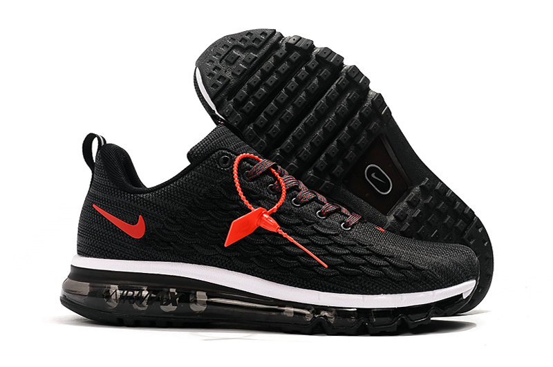 2019 Where To Buy Cheap Wholesale Nike Air Max 2017 Black Red White - www.wholesaleflyknit.com
