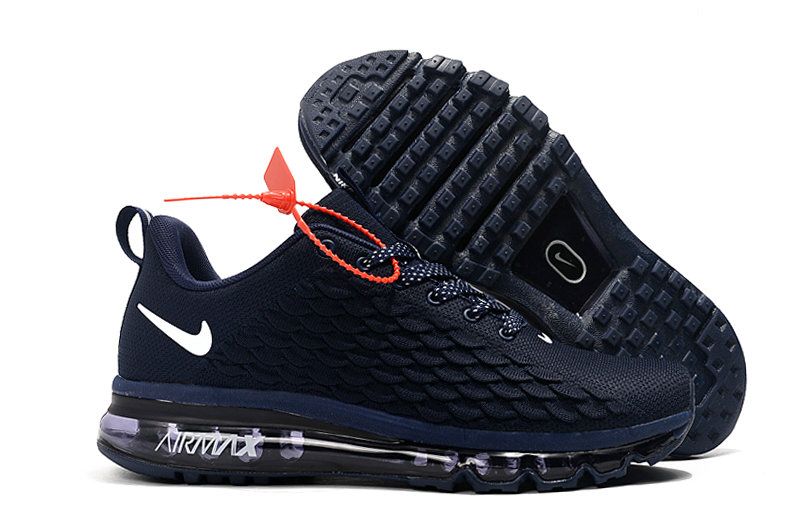 2019 Where To Buy Cheap Wholesale Nike Air Max 2017 Navy Blue White Black - www.wholesaleflyknit.com