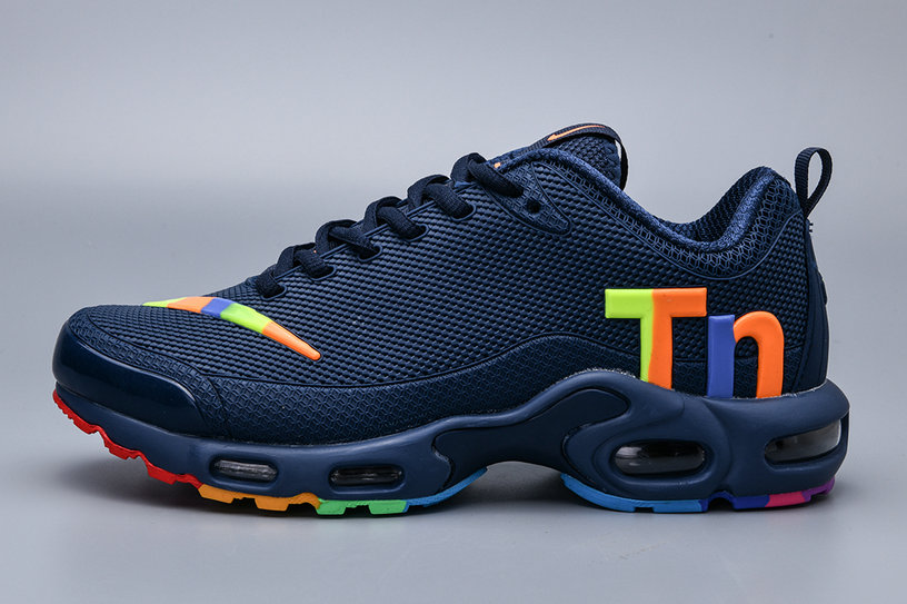 2019 Where To Buy Cheap Wholesale Nike Air Max Plus TN Blue Colorful - www.wholesaleflyknit.com