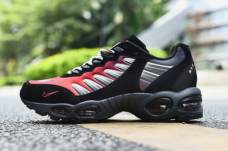 2019 Where To Buy Cheap Wholesale Nike Air Max TN 5 Red Silver Grey Black - www.wholesaleflyknit.com