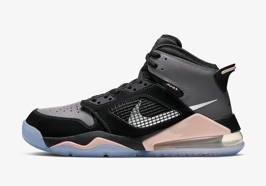 2019 Where To Buy Cheap Wholesale Nike Jordan Mars 270 Crimson Tint Black Pink CD7070-002 - www.wholesaleflyknit.com
