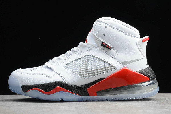 2019 Where To Buy Cheap Wholesale Nike Jordan Mars 270 Fire Red For Sale CD7070-100 - www.wholesaleflyknit.com