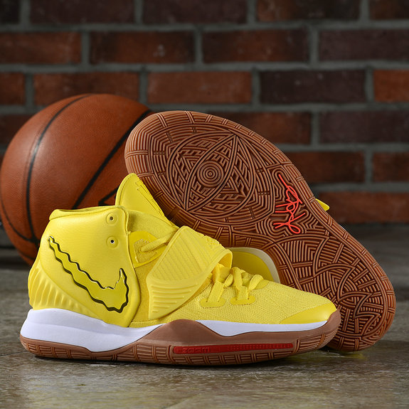 2019 Where To Buy Cheap Wholesale Nike Kyrie 6 x SpongeBob Pack - www.wholesaleflyknit.com