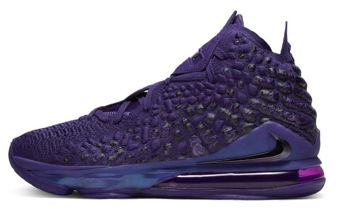 2019 Where To Buy Cheap Wholesale Nike LeBron 17 Bron 2K Purple - www.wholesaleflyknit.com