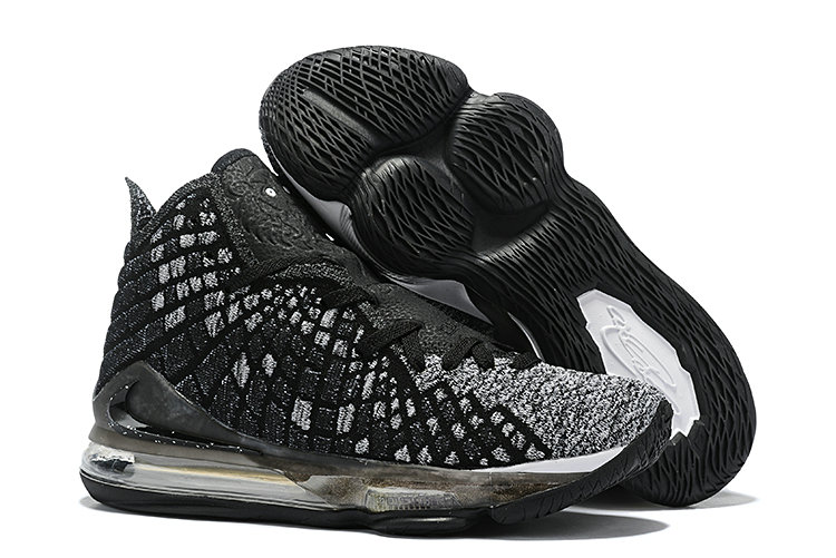 2019 Where To Buy Cheap Wholesale Nike Lebron 17 Enfant black-black-white - www.wholesaleflyknit.com
