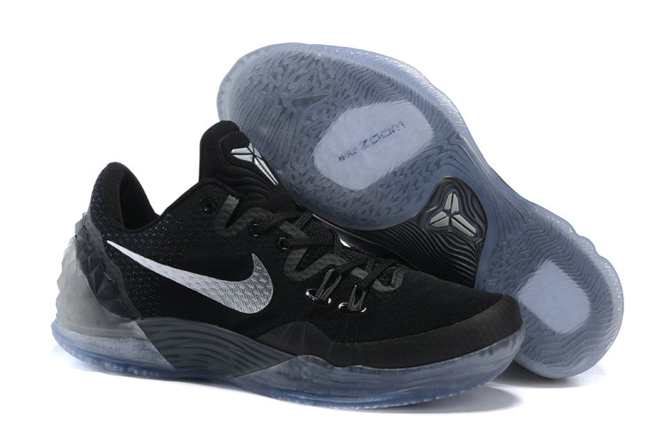 2019 Where To Buy Cheap Wholesale Nike Zoom Kobe Venomenon 5 EP Black Gray 815757-001 - www.wholesaleflyknit.com