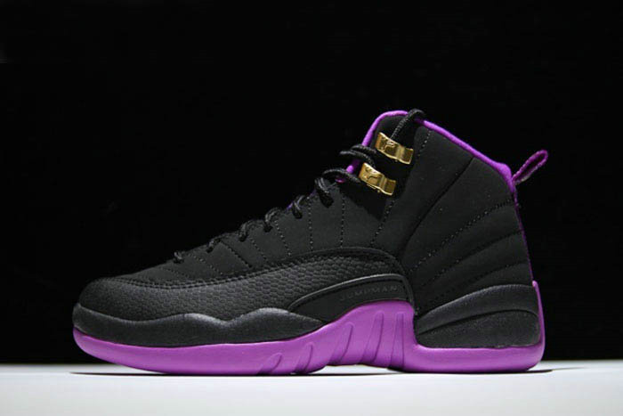 Where To Buy 2020 Air Jordan 12 GS Hyper Violet Black Metallic Gold Star-Hyper Violet 510815-018 - www.wholesaleflyknit.com