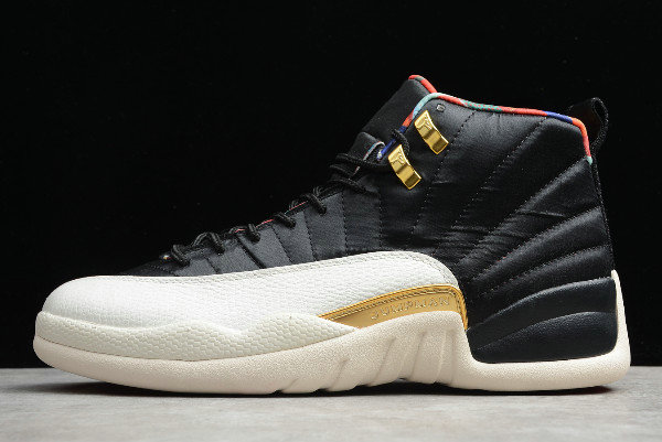 Where To Buy 2020 Air Jordan 12 Retro Chinese New Year CI2977-006 For Sale - www.wholesaleflyknit.com