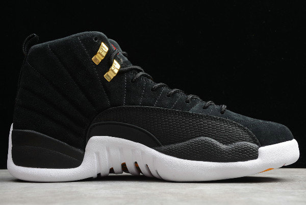 Where To Buy 2020 Air Jordan 12 Reverse Taxi Black White-Taxi 130690-017 - www.wholesaleflyknit.com