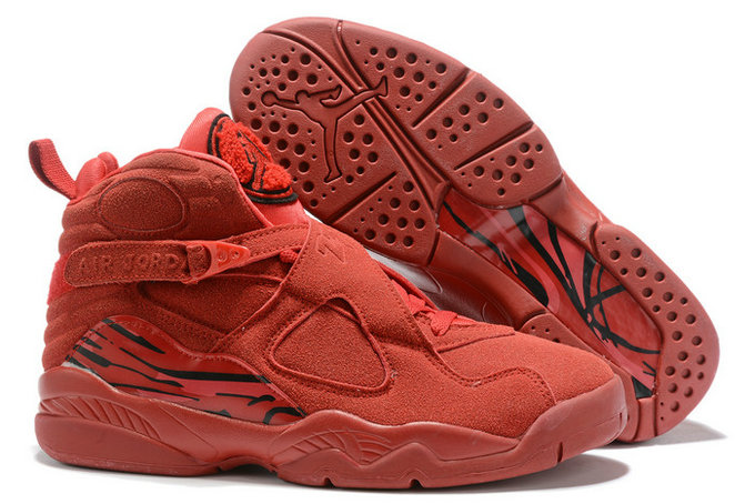 Where To Buy 2020 Air Jordan 8 Valentines Day Gym Red Ember Glow-Team Red AQ2449-614 - www.wholesaleflyknit.com