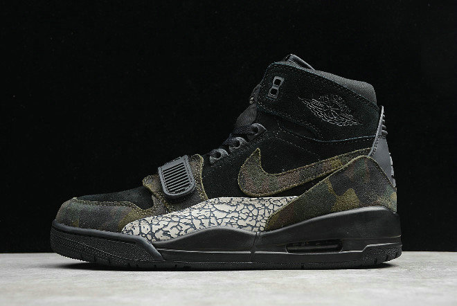 Where To Buy 2020 Air Jordan Legacy 312 Camo Green AV3922-003 - www.wholesaleflyknit.com