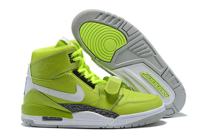 Where To Buy 2020 Air Jordan Legacy 312 Ghost Green AQ4160-301 - www.wholesaleflyknit.com