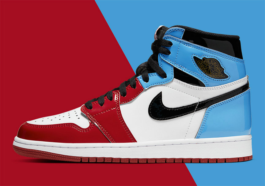 2020 Cheap Wholesale Les Twins x Nike Air Jordan 1 High OG Fearless White University Blue-Varsity Red-Black CK5666-100 - www.wholesaleflyknit.com