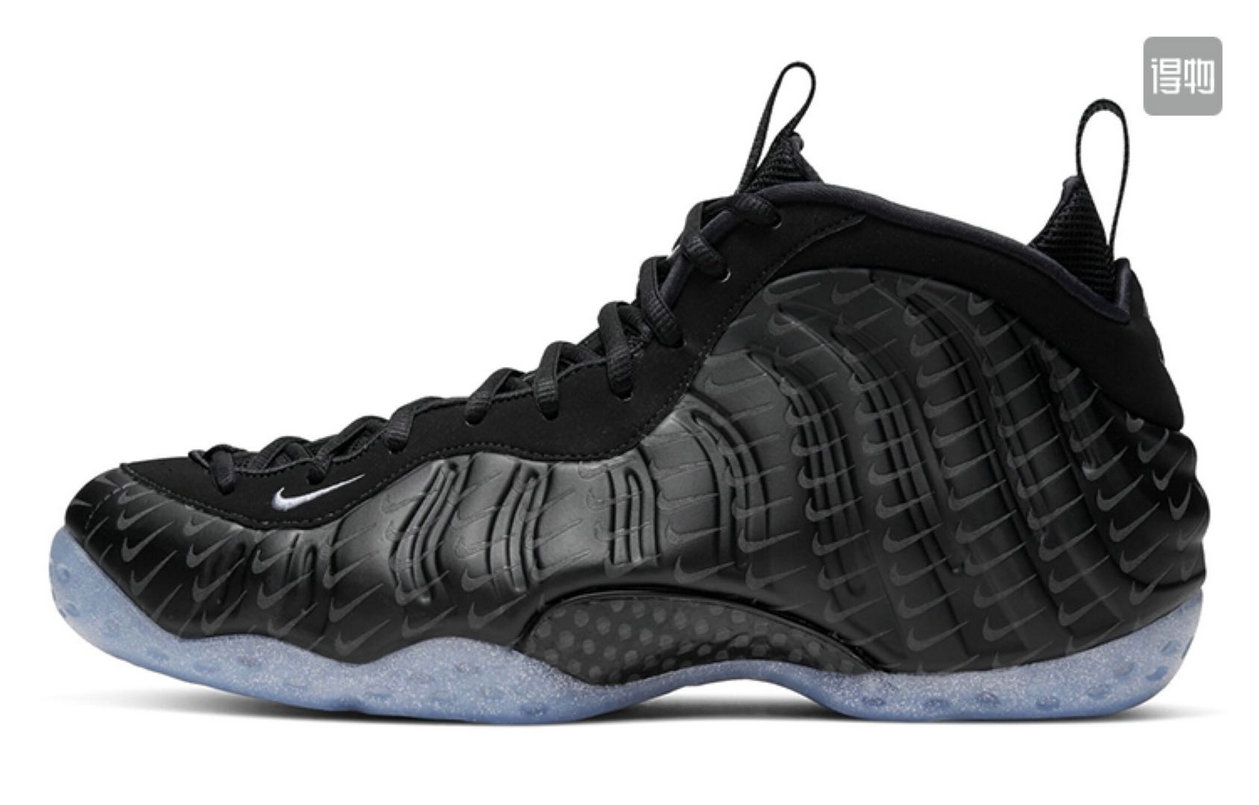 2020 Cheap Wholesale Nike Air Foamposite Black Blanc Noir - www.wholesaleflyknit.com