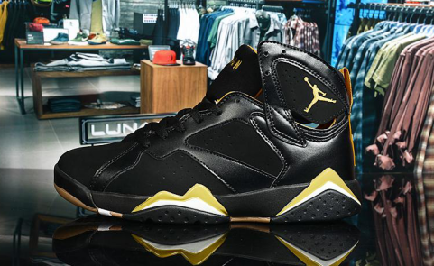 2020 Cheap Wholesale Nike Air Jordan 7 Retro Golden Moments Pack - www.wholesaleflyknit.com