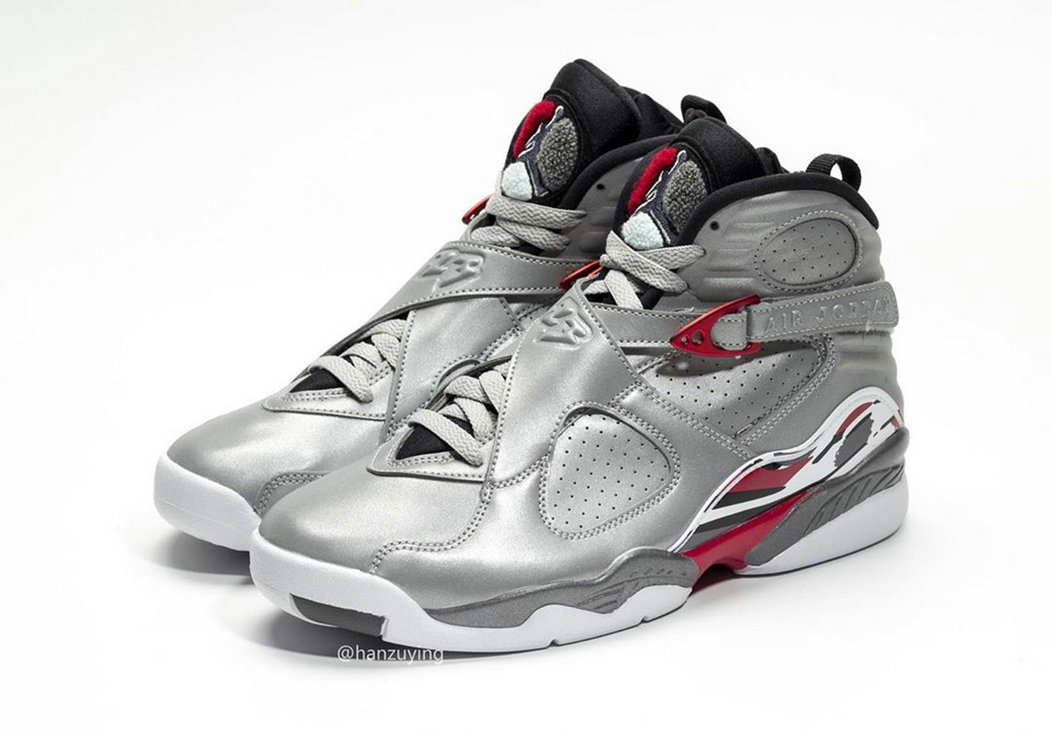 2020 Cheap Wholesale Nike Air Jordan 8 Reflections of a Champion CI4073-001 - www.wholesaleflyknit.com