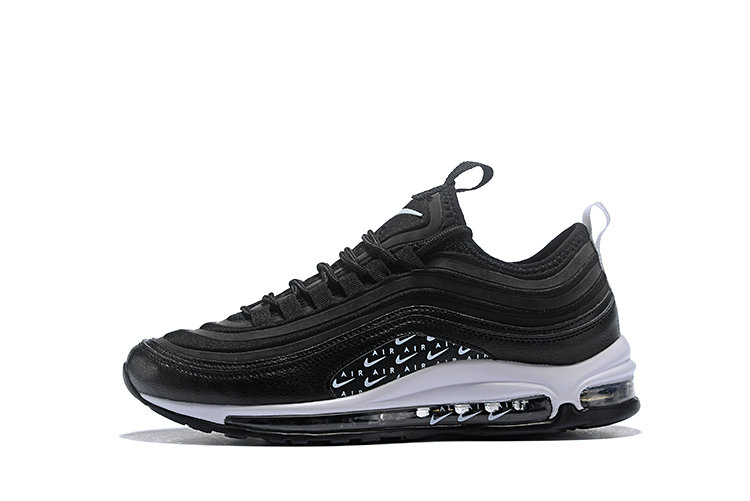 2020 Cheap Wholesale Nike Air Max 97 UL 17 SE Black White-Anthracite 924452-028 - www.wholesaleflyknit.com