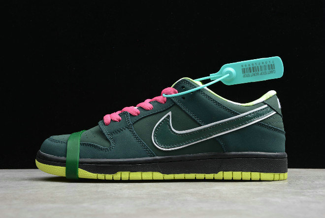 Where To Buy 2020 Concepts x Nike SB Dunk Low Premium Green Lobster BV1310-337 - www.wholesaleflyknit.com