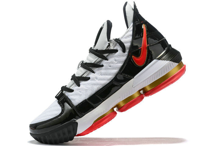 Where To Buy 2020 Nike LeBron 16 Remix CD2451-101 For Sale - www.wholesaleflyknit.com