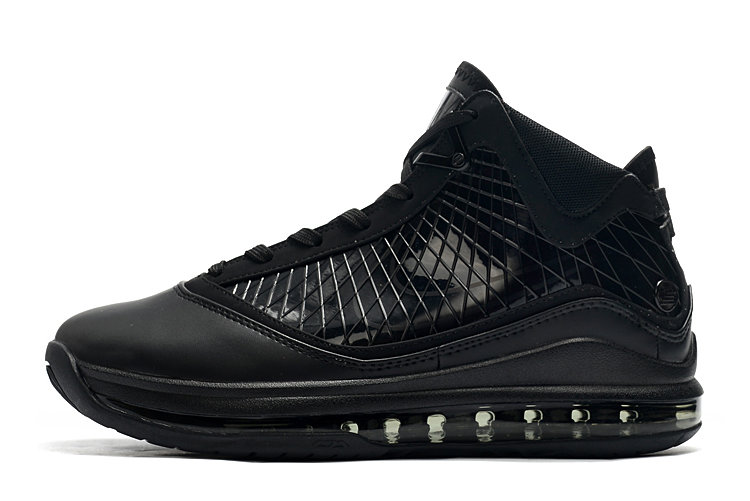 Where To Buy 2020 Nike LeBron 7 Triple Black For Sale - www.wholesaleflyknit.com