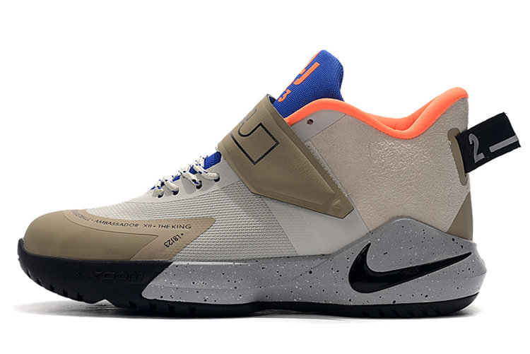 Where To Buy 2020 Nike LeBron Ambassador 12 Mowabb BQ5436-002 - www.wholesaleflyknit.com