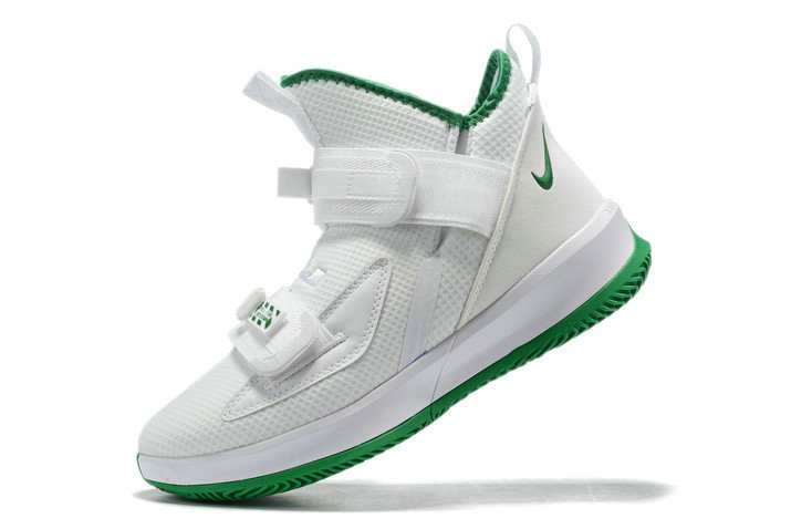 Where To Buy 2020 Nike LeBron Soldier 13 SVSM White Multi-Color For Sale - www.wholesaleflyknit.com