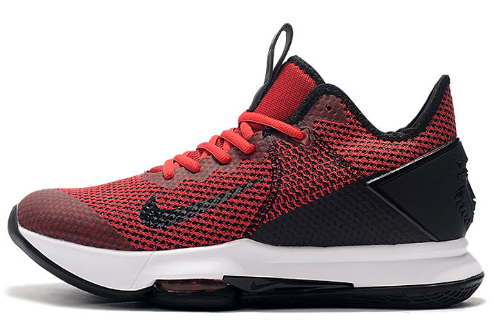 Where To Buy 2020 Nike LeBron Witness 4 Gym Red BV7427-002 For Sale - www.wholesaleflyknit.com