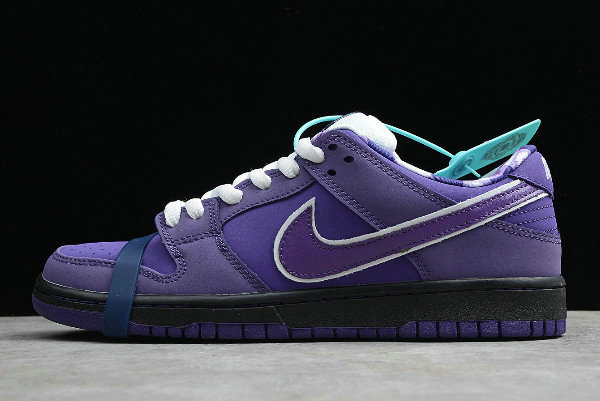 Where To Buy 2020 Nike SB Dunk Low x Concepts Purple Lobster BV1310-555 - www.wholesaleflyknit.com