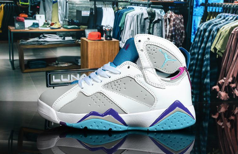 2020 Womens Cheap Wholesale Nike Air Jordan 7 Retro Verde - www.wholesaleflyknit.com
