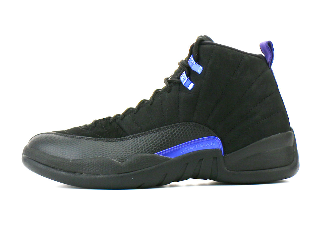 2021 Wholesale Cheap Nike Air Jordan 12 Black-Dark Concord CT8013-005 - www.wholesaleflyknit.com