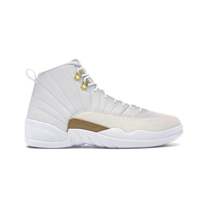 2021 Wholesale Cheap Nike Air Jordan 12 OVO White 873864-102 - www.wholesaleflyknit.com
