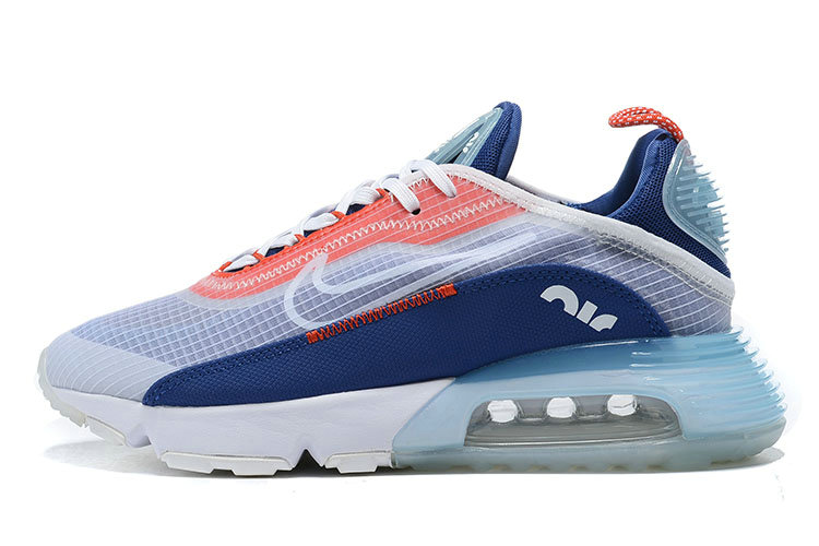 2021 Wholesale Cheap Nike Air Max 2090 USA Red Blue CT1091-101 - www.wholesaleflyknit.com
