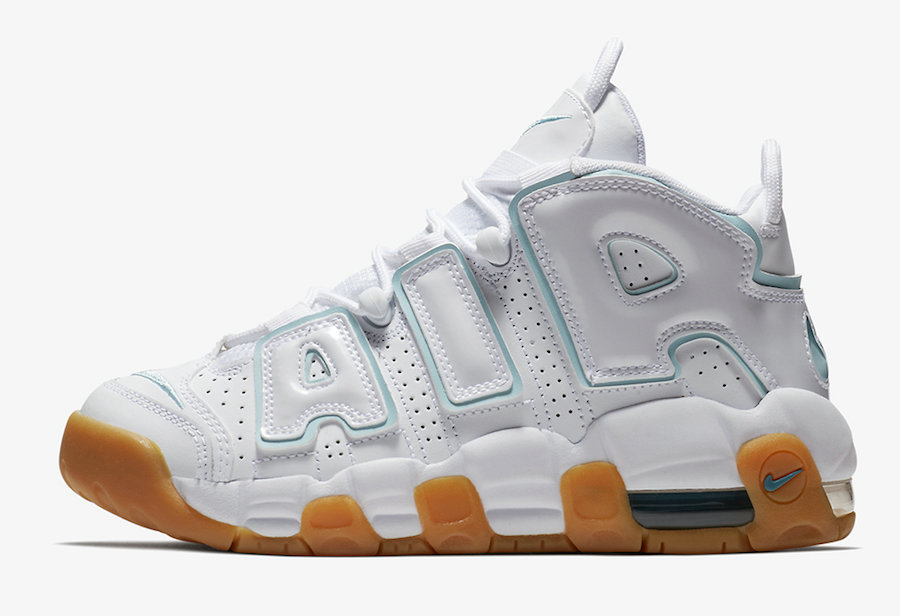 2021 Wholesale Cheap Nike Air More Uptempo Gum 415082-107 - www.wholesaleflyknit.com