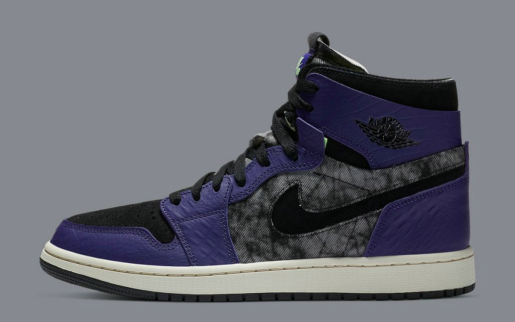 2021 Where To Buy Wholesale Cheap Air Jordan 1 Zoom Comfort Bayou Boys New Orchid Lime Blast-Black DC2133-500 - www.wholesaleflyknit.com