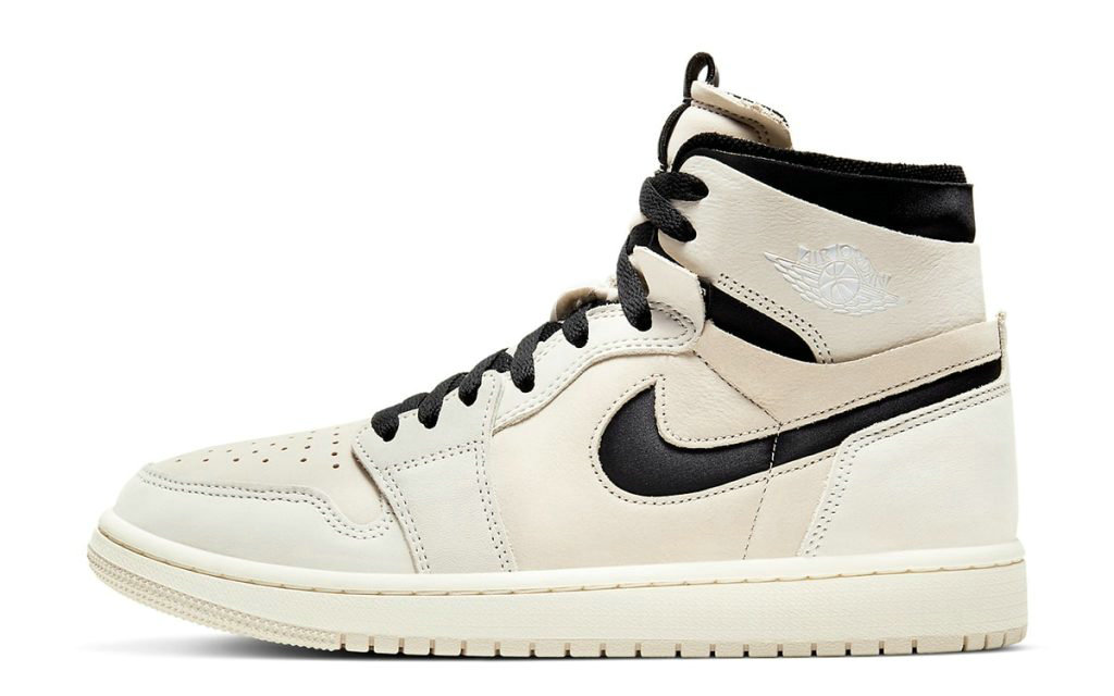 2021 Where To Buy Wholesale Cheap Air Jordan 1 Zoom Comfort Summit White Black Sail Light Orewood Brown White CT0979-100 - www.wholesaleflyknit.com