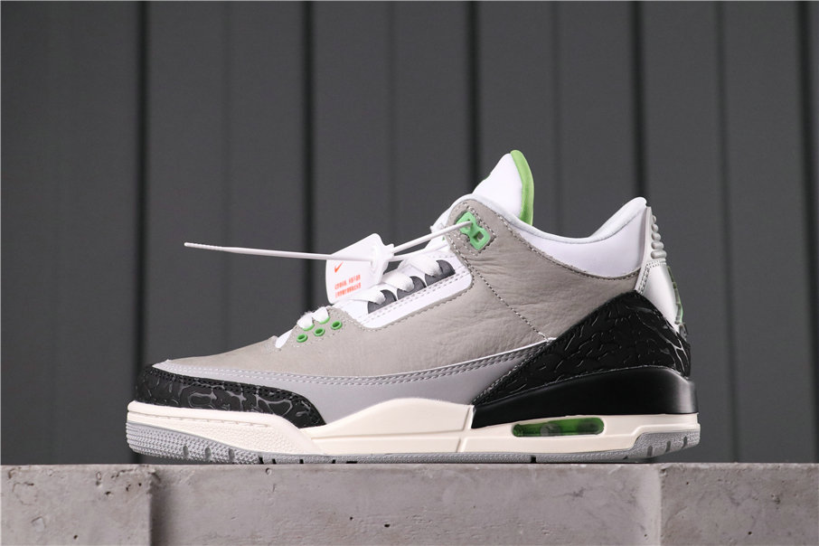 2021 Where To Buy Wholesale Cheap Air Jordan 3 Chlorophyll Tinker 136064-006 - www.wholesaleflyknit.com