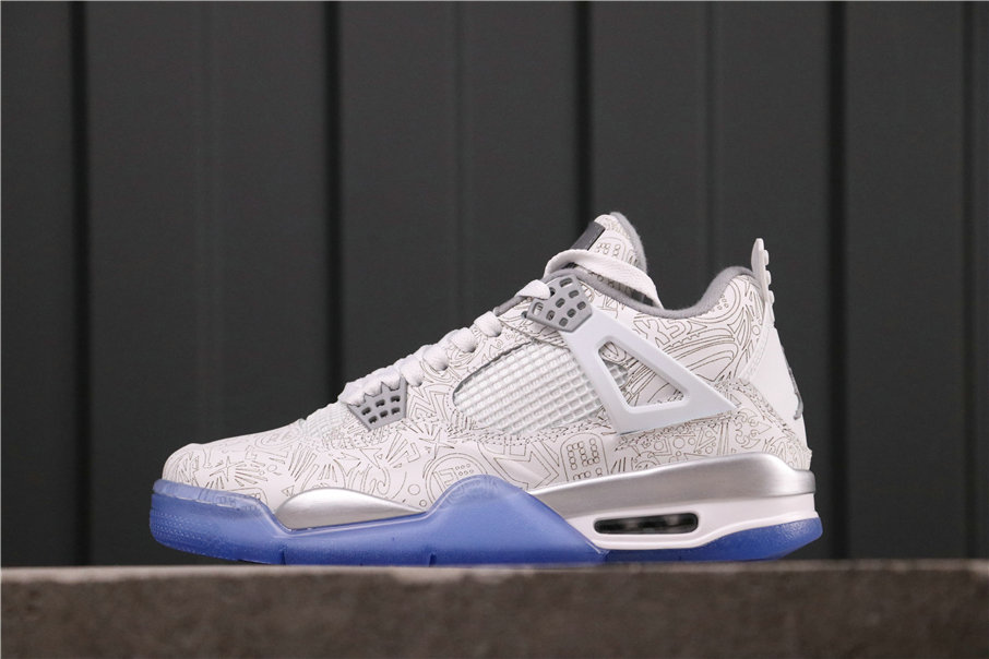 2021 Where To Buy Wholesale Cheap Air Jordan 4 Retro Laser 30th Anniversary705333-105 - www.wholesaleflyknit.com