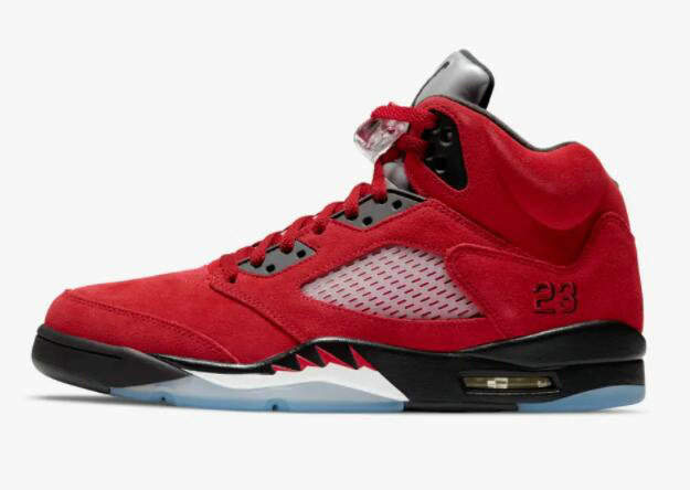 2021 Where To Buy Wholesale Cheap Air Jordan 5 Raging Bull DD0587-600 - www.wholesaleflyknit.com
