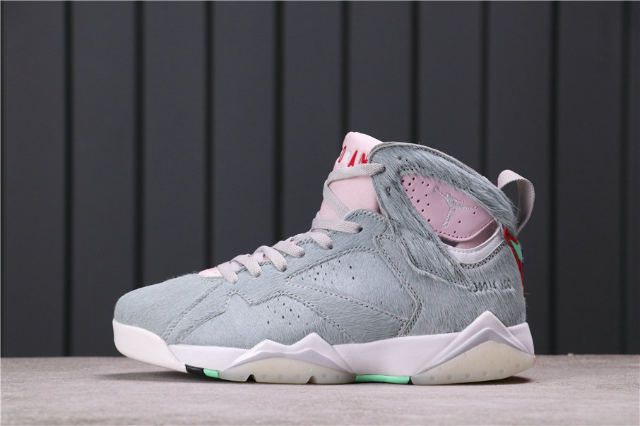 2021 Where To Buy Wholesale Cheap Air Jordan 7 Hare 2.0 CT8528-002 - www.wholesaleflyknit.com
