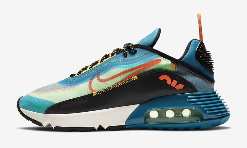 2021 Where To Buy Wholesale Cheap NIKE AIR MAX 2090 Green Abyss Illusion Green CZ7867-300 - www.wholesaleflyknit.com