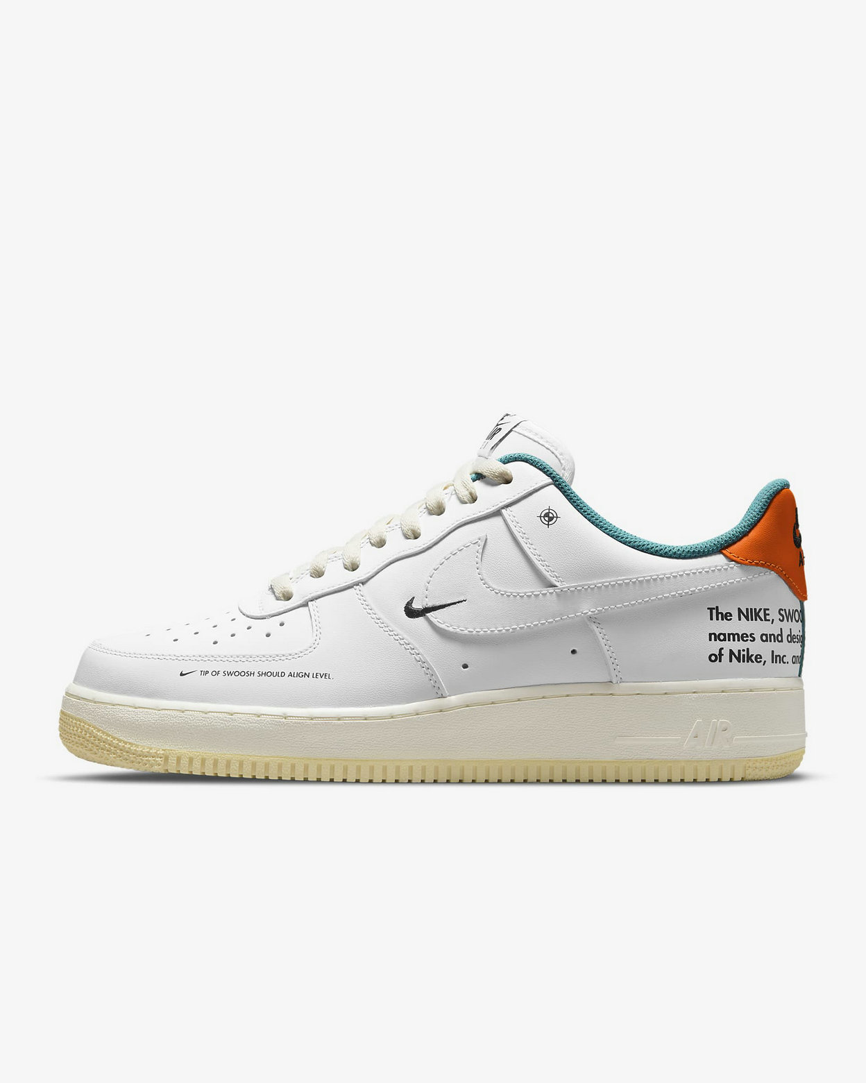 2021 Where To Buy Wholesale Cheap Nike Air Force 1 07 LE White Sail Starfish DM0970-111 - www.wholesaleflyknit.com