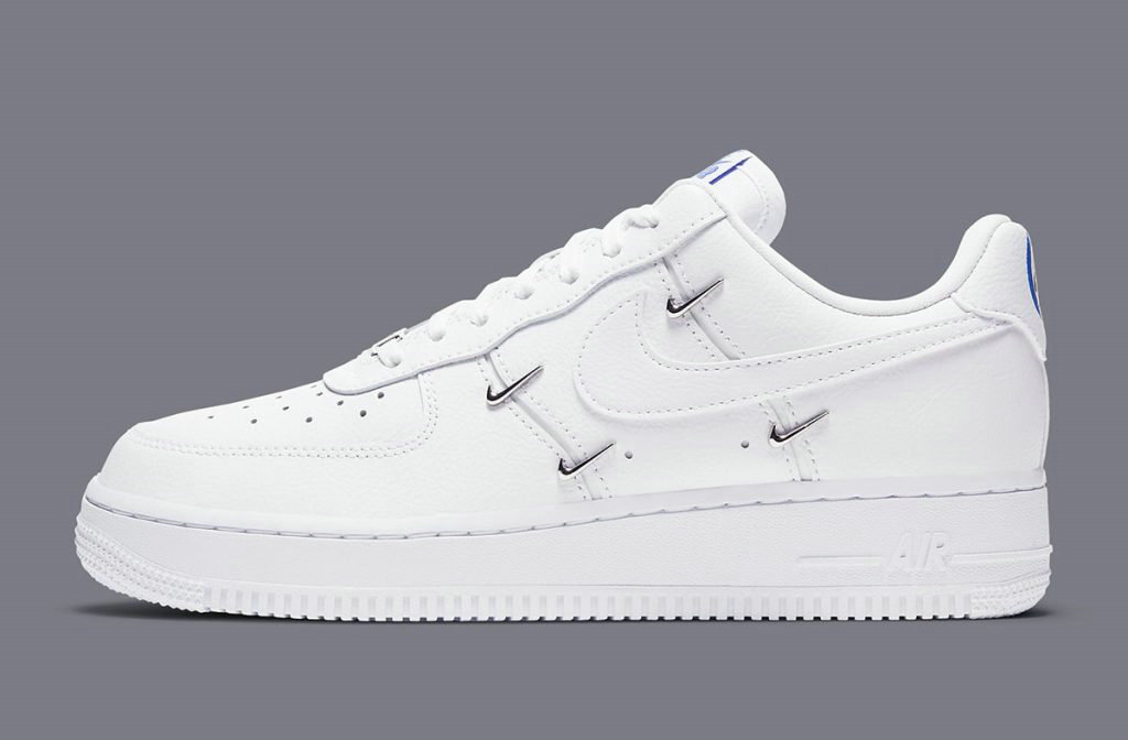 2021 Where To Buy Wholesale Cheap Nike Air Force 1 LX White Hyper Royal-Black CT1990-100 - www.wholesaleflyknit.com