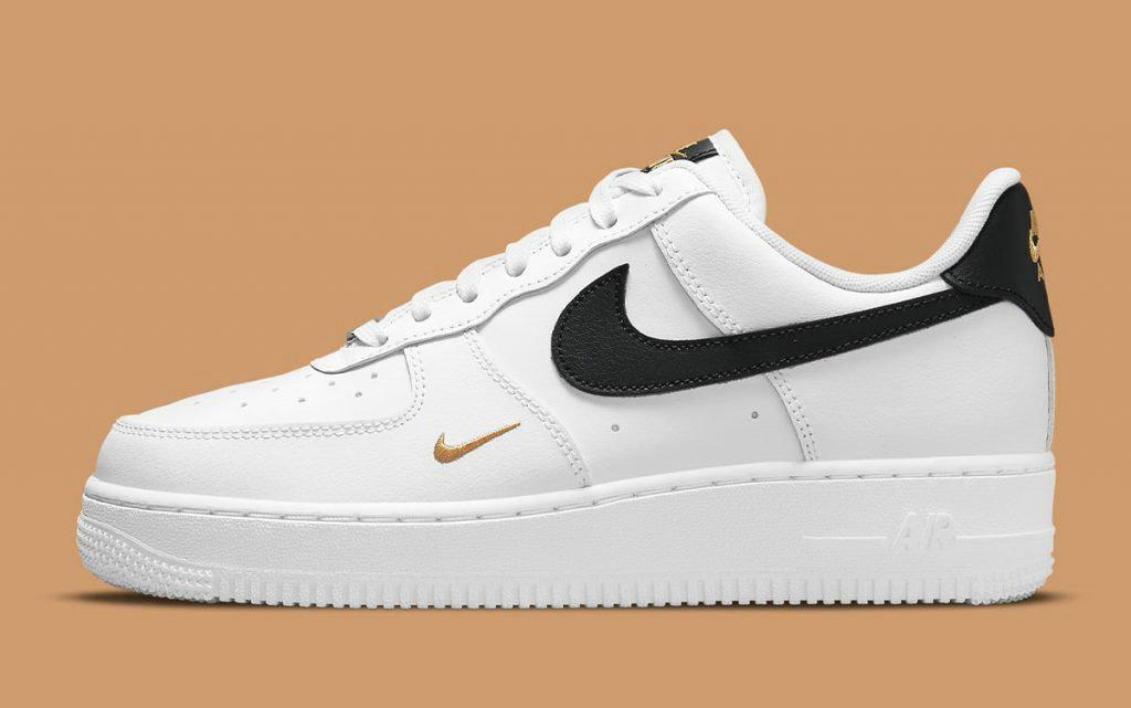 2021 Where To Buy Wholesale Cheap Nike Air Force 1 Low Elegant Gold Accents DJ2739-100 - www.wholesaleflyknit.com